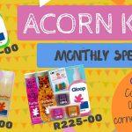 Acorn Kids Flyer