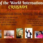 Crusade flyer