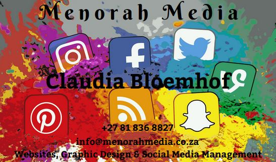 Menorah Media Business Card