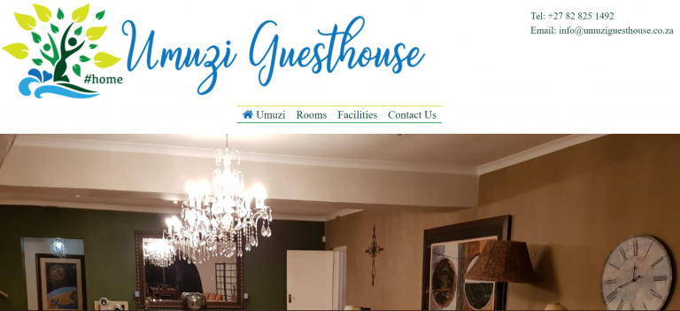 www.umuziguesthouse.co.za